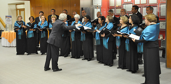 The Choir of LNEC