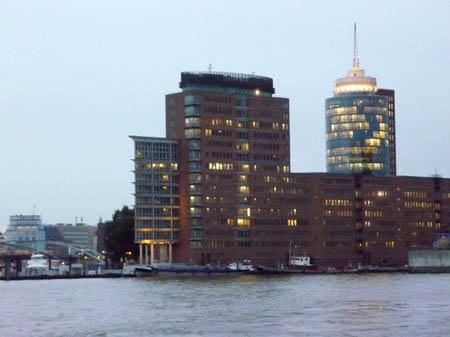 SedNet Conferene 2009 Boat Trip