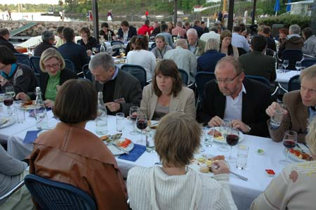 SedNet Conference 2008 Dinner