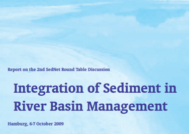 Report on the SedNet Round Table Discussion 2009