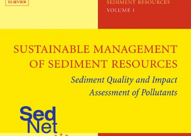 SedNet WP books Vol 1-4 (Sediment Management of Sediment Resources). Details at Elsevier